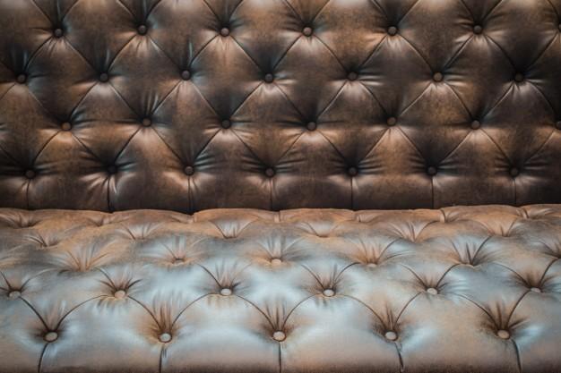 Usnjene kotne sedežne garniture