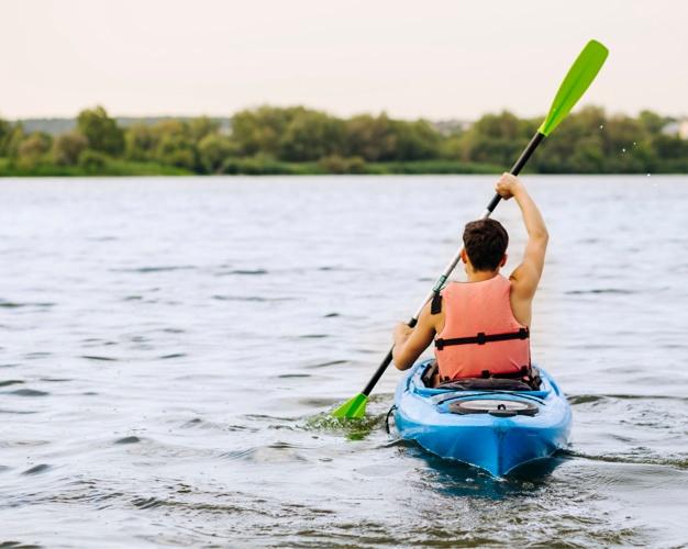 Nepozabni rafting na Soči
