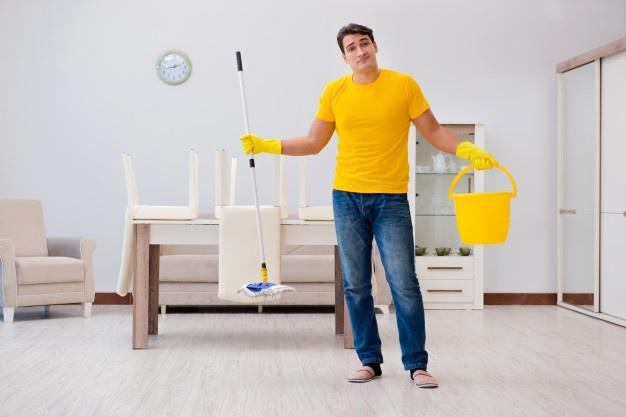 Celovito čiščenje doma