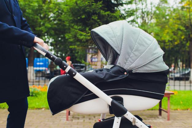 Otroški vozički 3v1