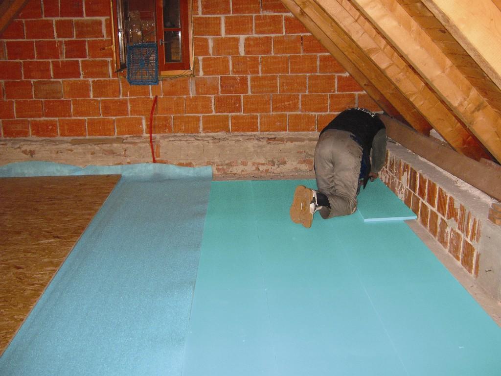 toplotna izolacija tal
