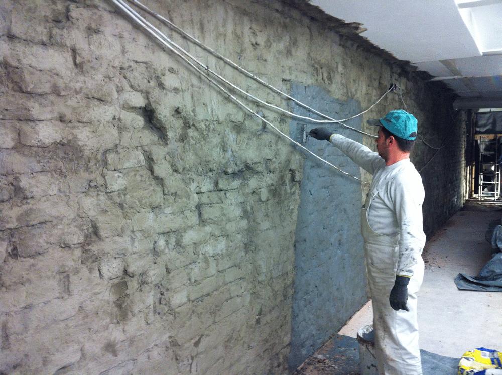 Hidroizolacijski premaz za beton in hidroizolacija kleti
