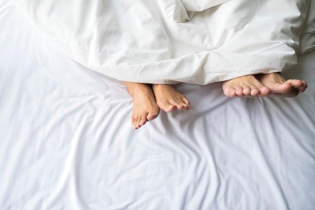 K spancu veliko prispeva to, kakšna prešita odeja je na postelji