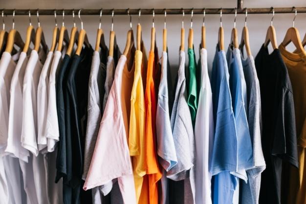 Brez potrate pri nakupovanju oblačil in perila