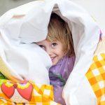 Kakšen vpliv ima otroška posteljnina na spanje otrok?